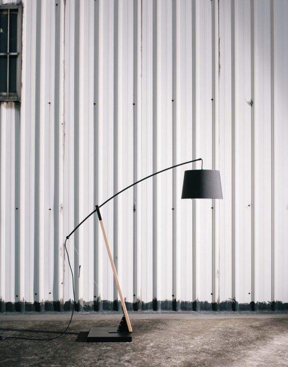Archer Floor Lamp, Lighting - Molecule Design