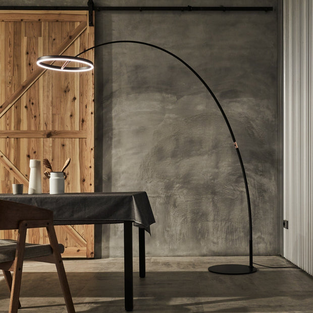 SOL Floor Lamp, [Molecule Design]