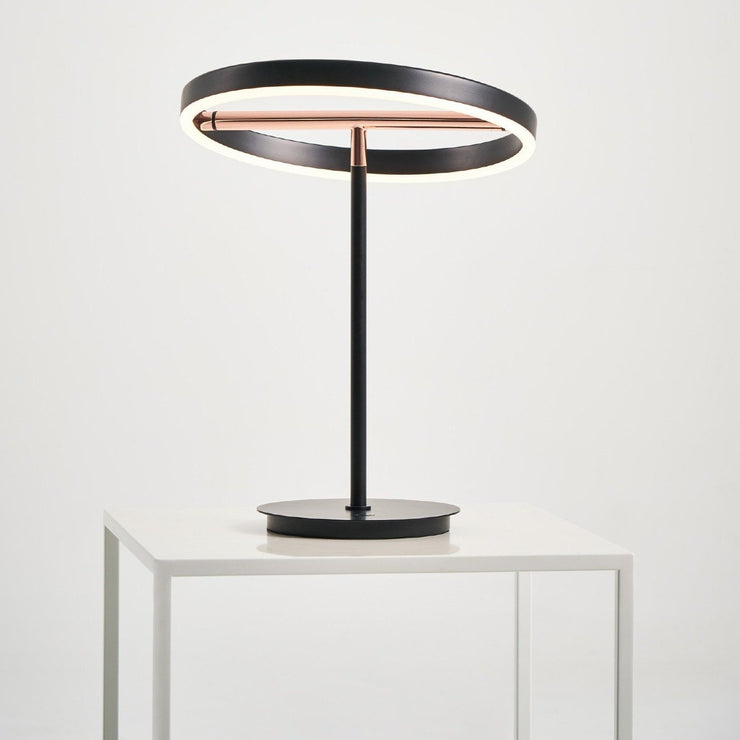 SOL Table Lamp, [Molecule Design]