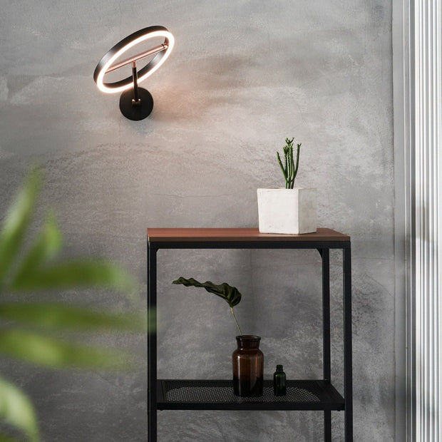 SOL Wall Sconce, [Molecule Design]