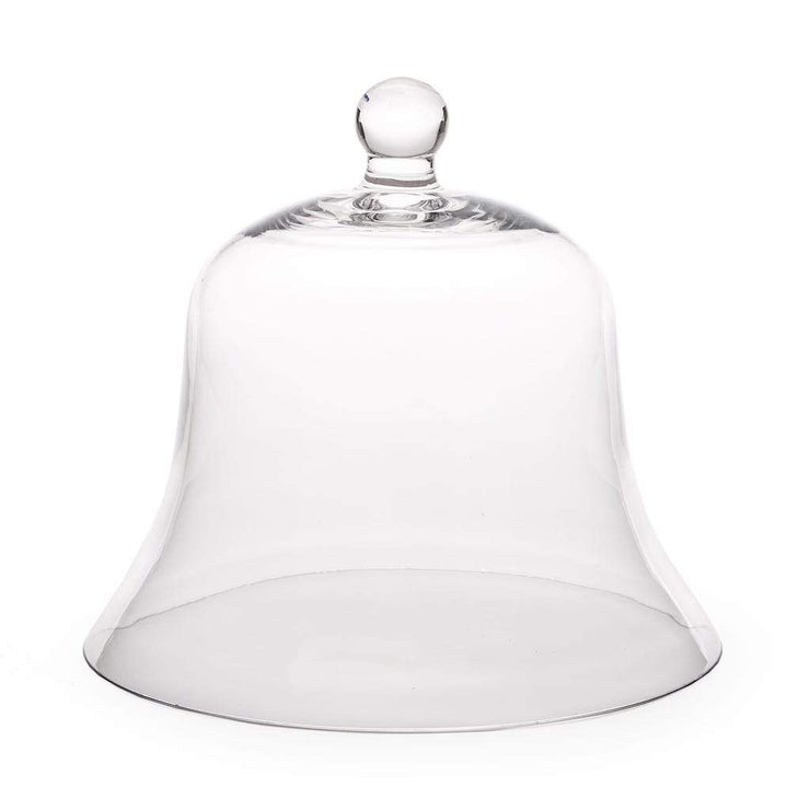 Estetico Quotidiano Glass Bell Cover, [Molecule Design]