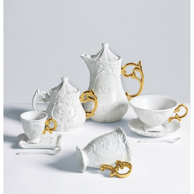 I Wares Gold - I Tea - Molecule Design-Online