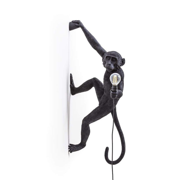 The Monkey Lamp Hanging Right Hand Version - Molecule Design-Online