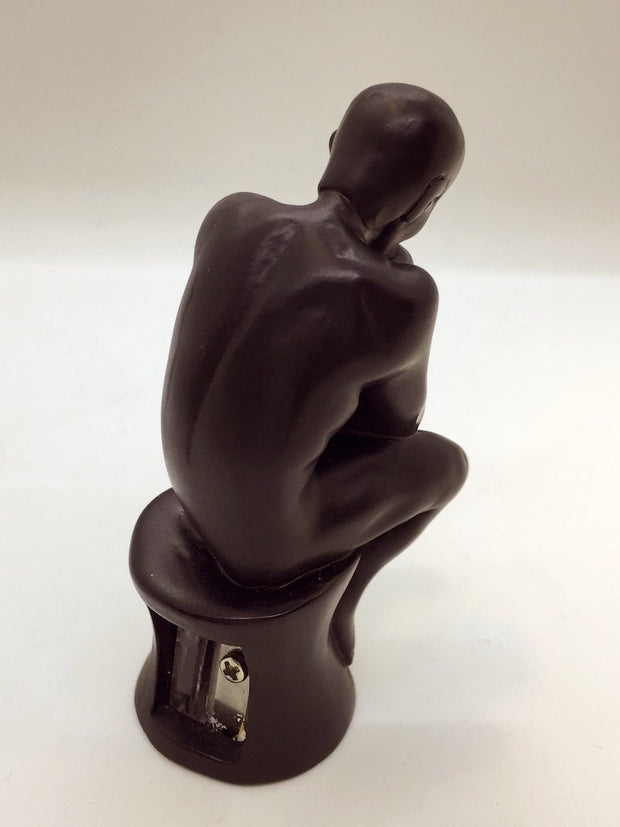 Pencil Sharpener The Thinker - Molecule Design-Online