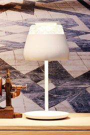 Valentine Table Lamp, [Molecule Design]