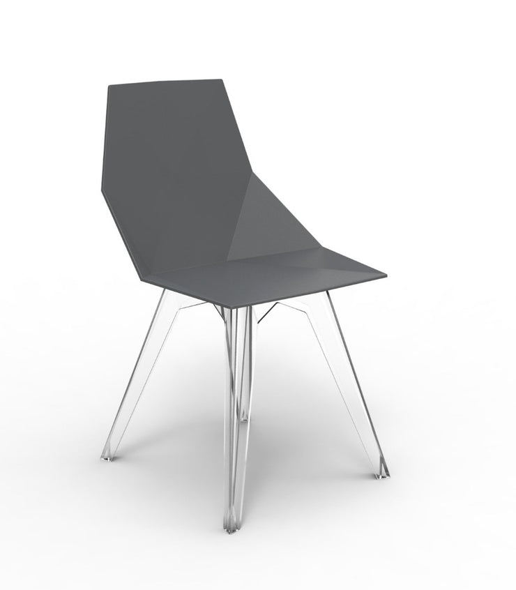 FAZ Chair (Set of Four), [Molecule Design]