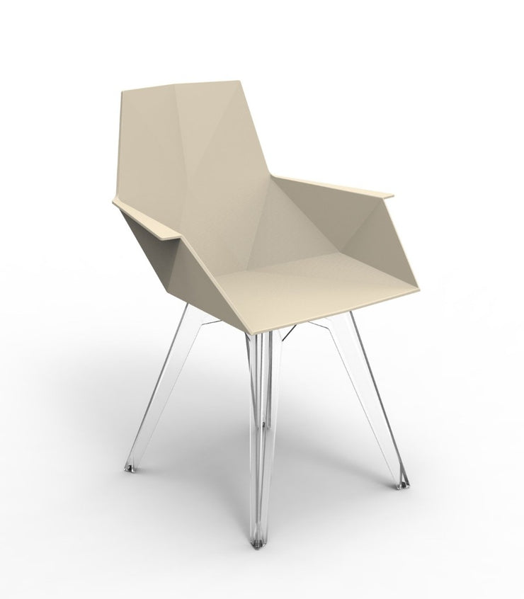 FAZ Armchair 63 (Set of Four) - Molecule Design-Online