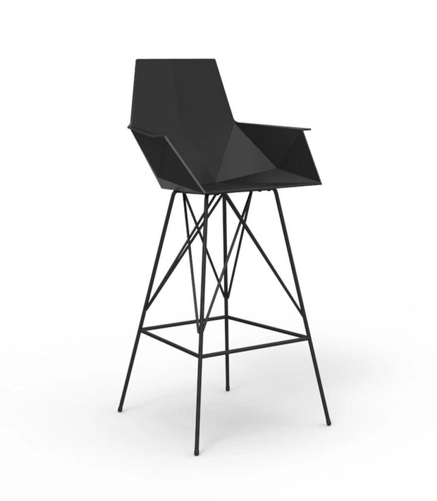 FAZ Bar Stool 57x51x111cm, Furniture - Molecule Design