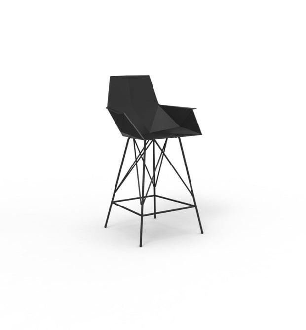 FAZ Bar Stool 57x51x102cm, Furniture - Molecule Design