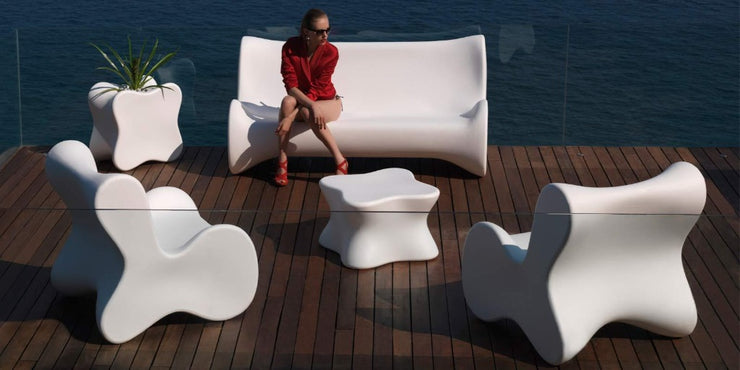 Doux -  Lounge Chair - Molecule Design-Online