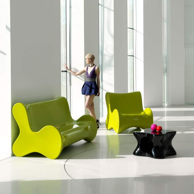 Doux -  Lounge Chair, Furniture - Molecule Design