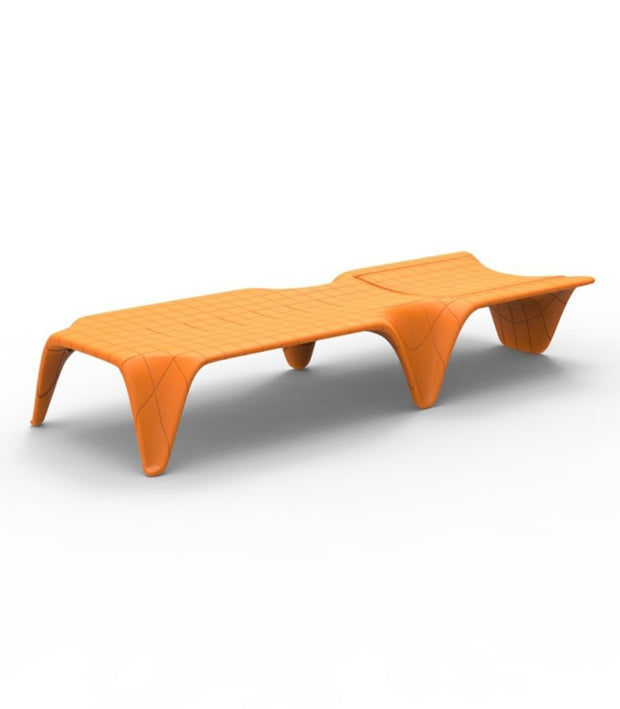 F3 Sun Chaise, Outdoor - Molecule Design