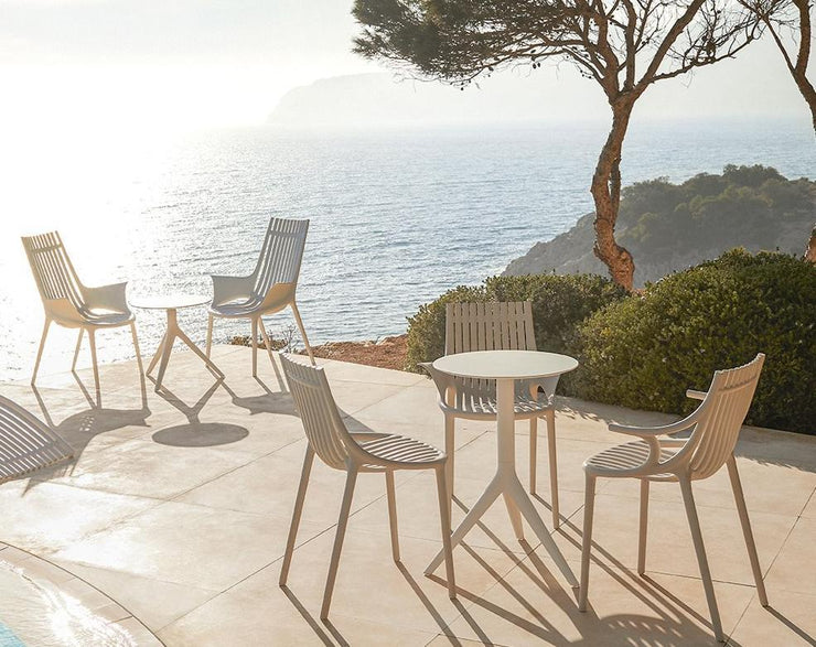 Vondom Revolution - Ibiza Armchair (Set of Four) - Molecule Design-Online