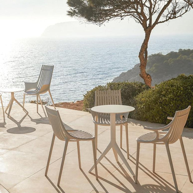 Vondom Revolution - Ibiza Chair (Set of Four) - Molecule Design-Online