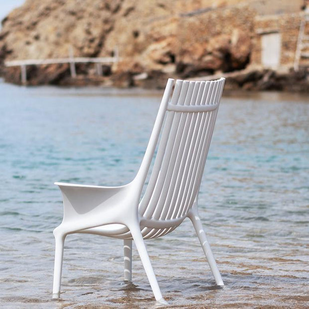 Vondom Revolution - Ibiza Lounge Chair (Set of Four) - Molecule Design-Online