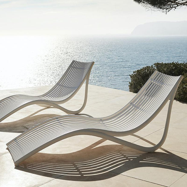 Vondom Revolution - Ibiza Sun Lounger (Set of Four) - Molecule Design-Online