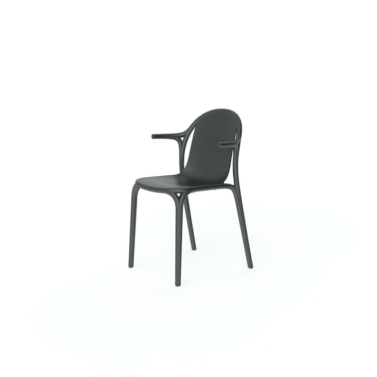 Vondom Revolution - Brooklyn Chair W/Arms (Set of Four), [Molecule Design]