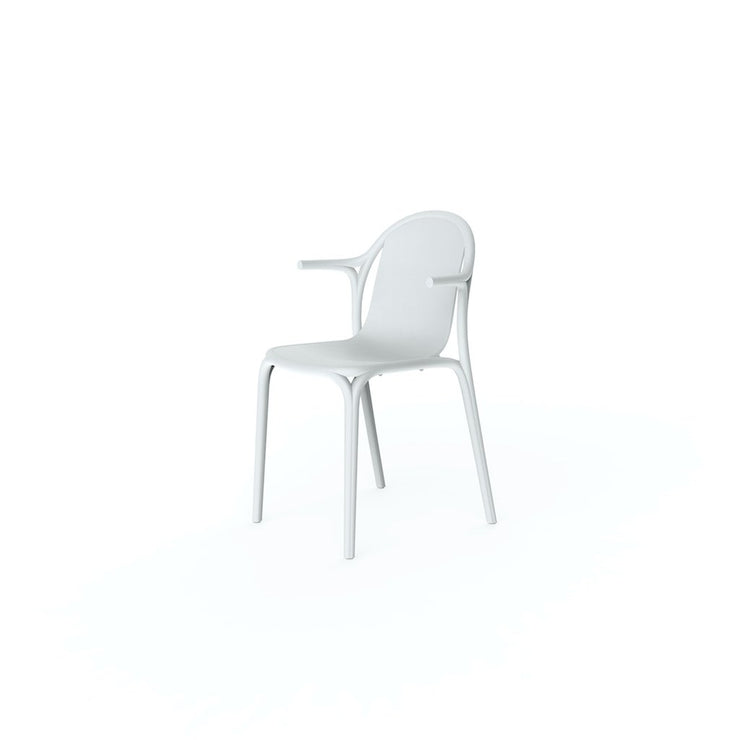 Vondom Revolution - Brooklyn Chair W/Arms (Set of Four) - Molecule Design-Online