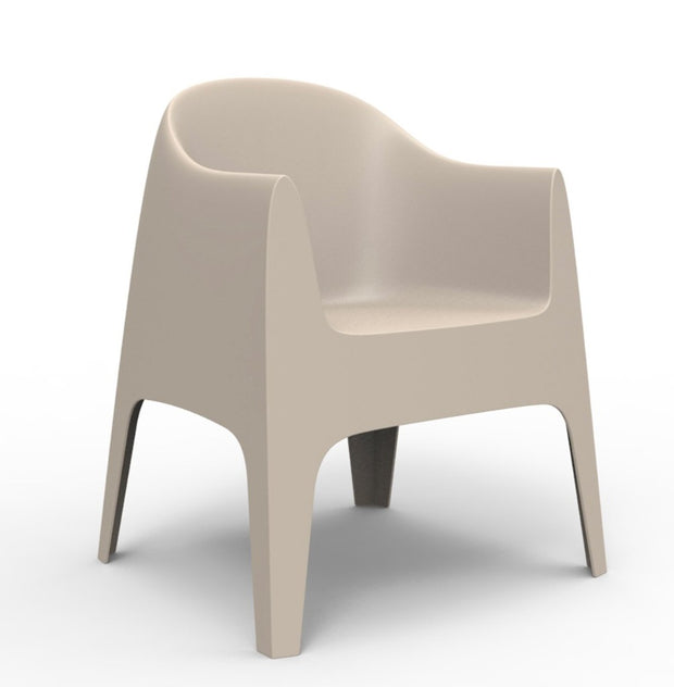 Solid Armchair (Set of Four), [Molecule Design]