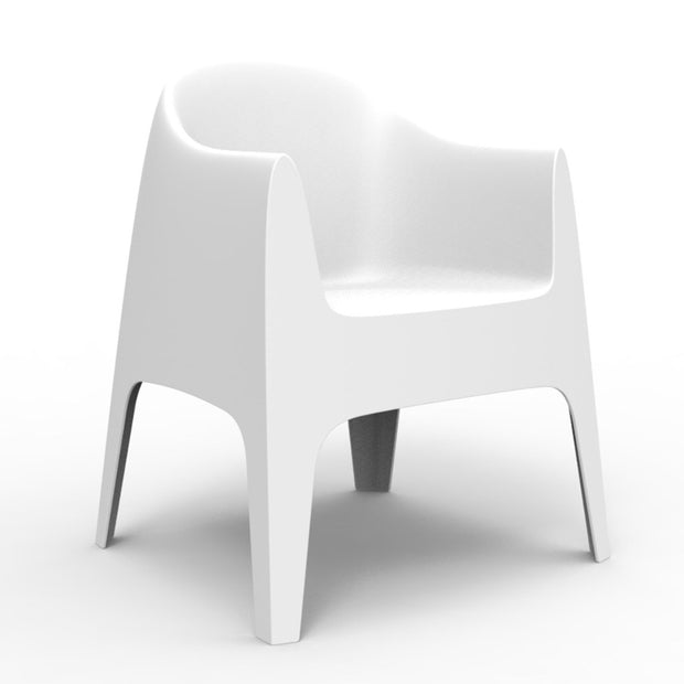 Solid Armchair (Set of Four) - Molecule Design-Online