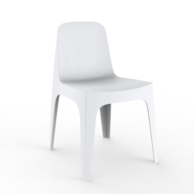 Solid Chair (Set of Four), [Molecule Design]