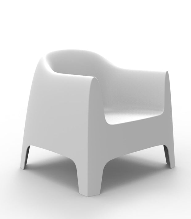 Solid Lounge Chair, [Molecule Design]