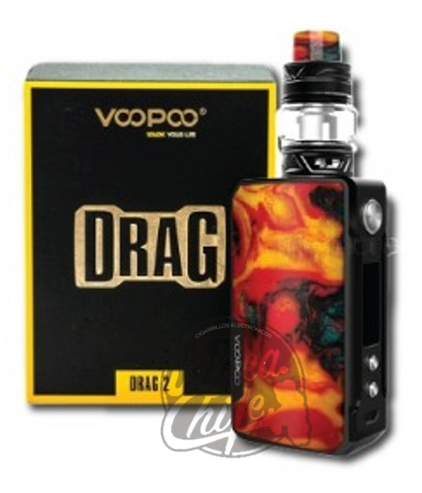 Voopoo Drag 2 Fire Cloud