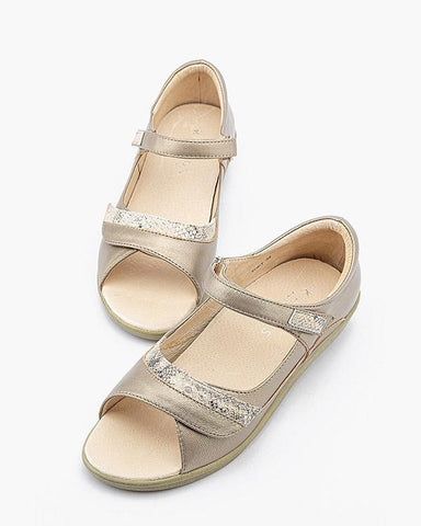 Klouds Tracy Sandal Champagne