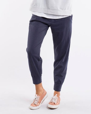 Wash Out Lounge Pant Elm - Navy