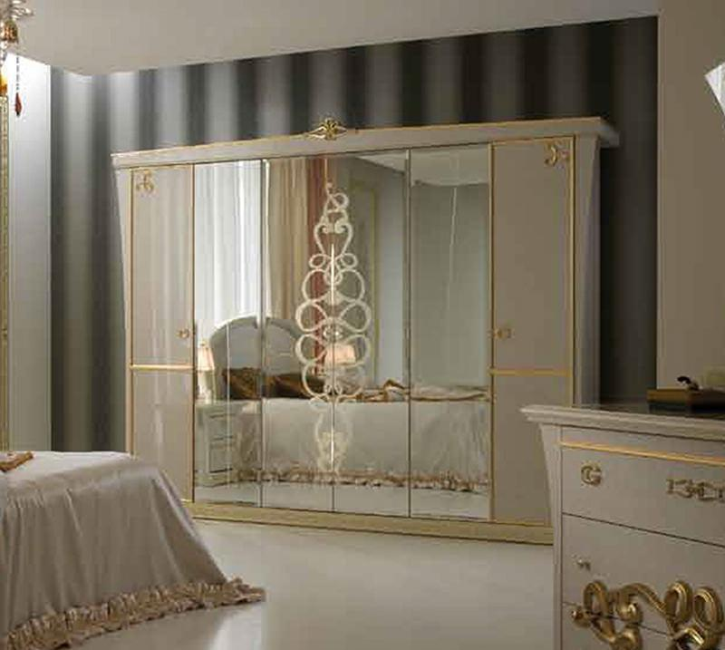 ESF Armoire No, Thank you ESF Gocce Di Luce Night 6 Door Wardrobe