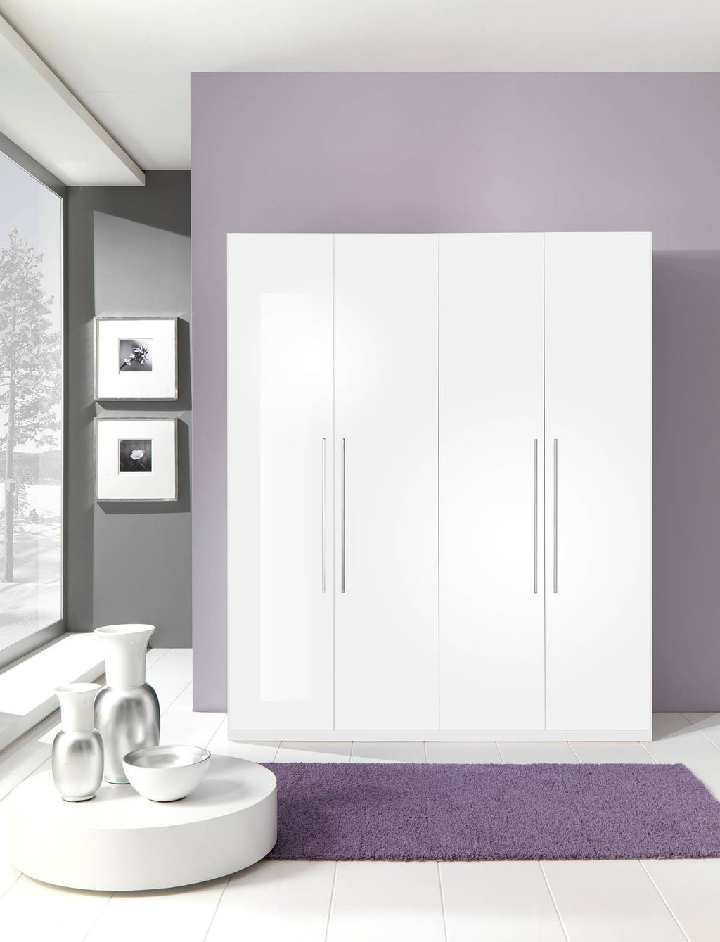 ESF Armoire No, Thank you ESF Momo 4-Door Wardrobe