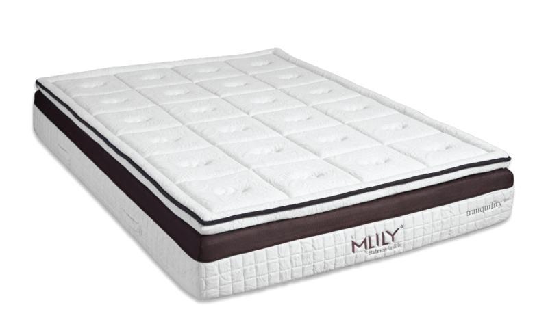 MLILY Mattress MLILY Tranquility Gel Memory Foam Mattress