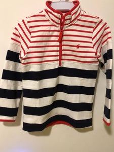 >> Kids Red, White, Blue Pullover