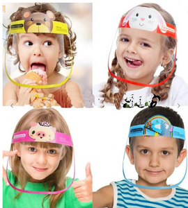Kids Head Band Face Shield