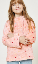 Load image into Gallery viewer, Kids Polka-Dot Sleeve Pullover