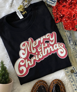 Vintage Christmas Graphic T-Shirt