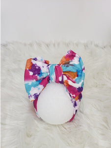 Kids Bow Head Wraps