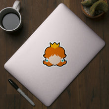 Load image into Gallery viewer, Daisy Stock Icon Die Cut Sticker