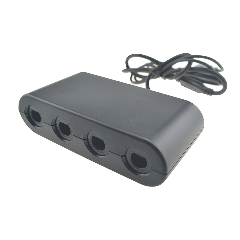 GameCube Controller Adapter For Wii U/Nintendo Switch