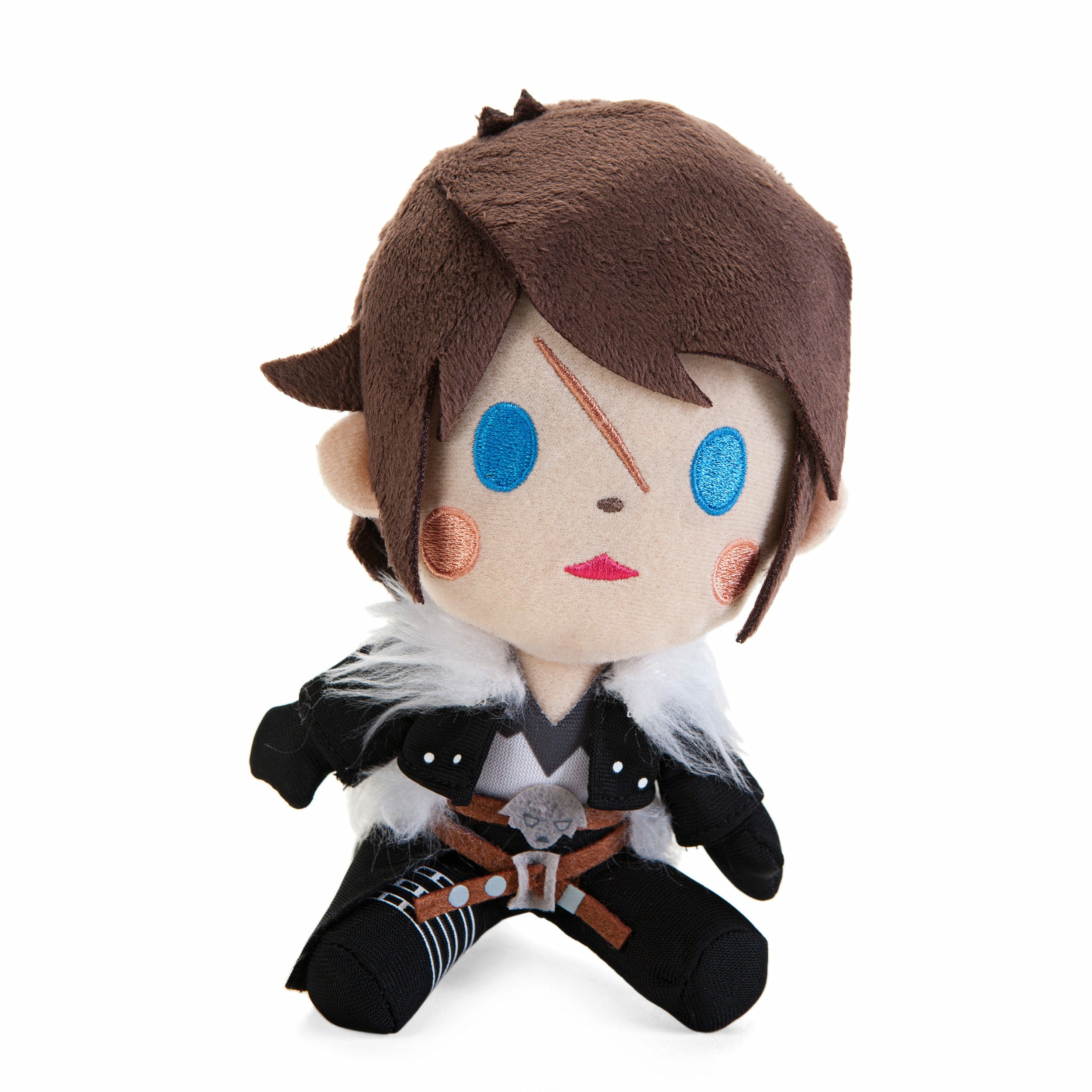 Final Fantasy All Stars Deformed Plush Vol. 3 Squall Leonhart Plush Toy