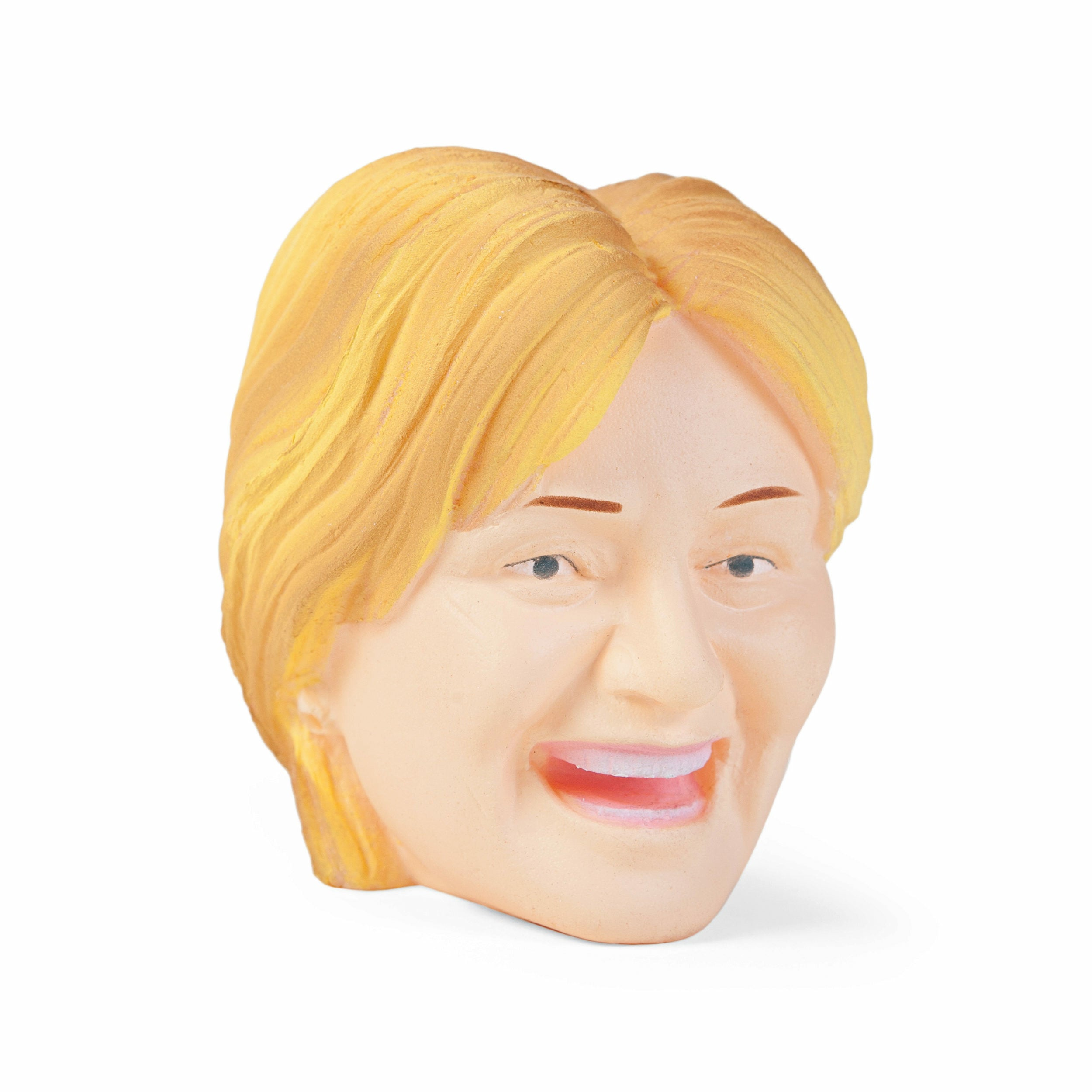 Political Heads Hillary Clinton Squash & Toss