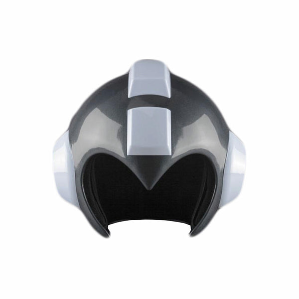 Capcom Mega Man Grey Wearable Helmet Replica