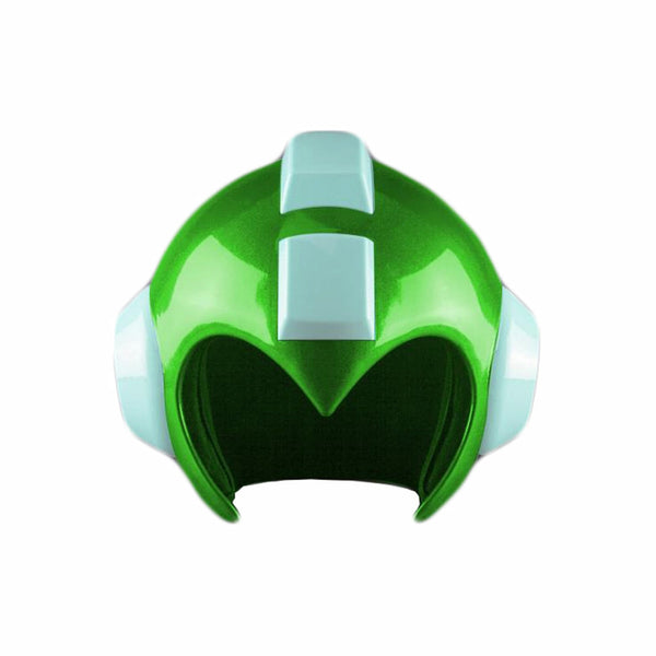 Capcom Mega Man Green Wearable Helmet Replica