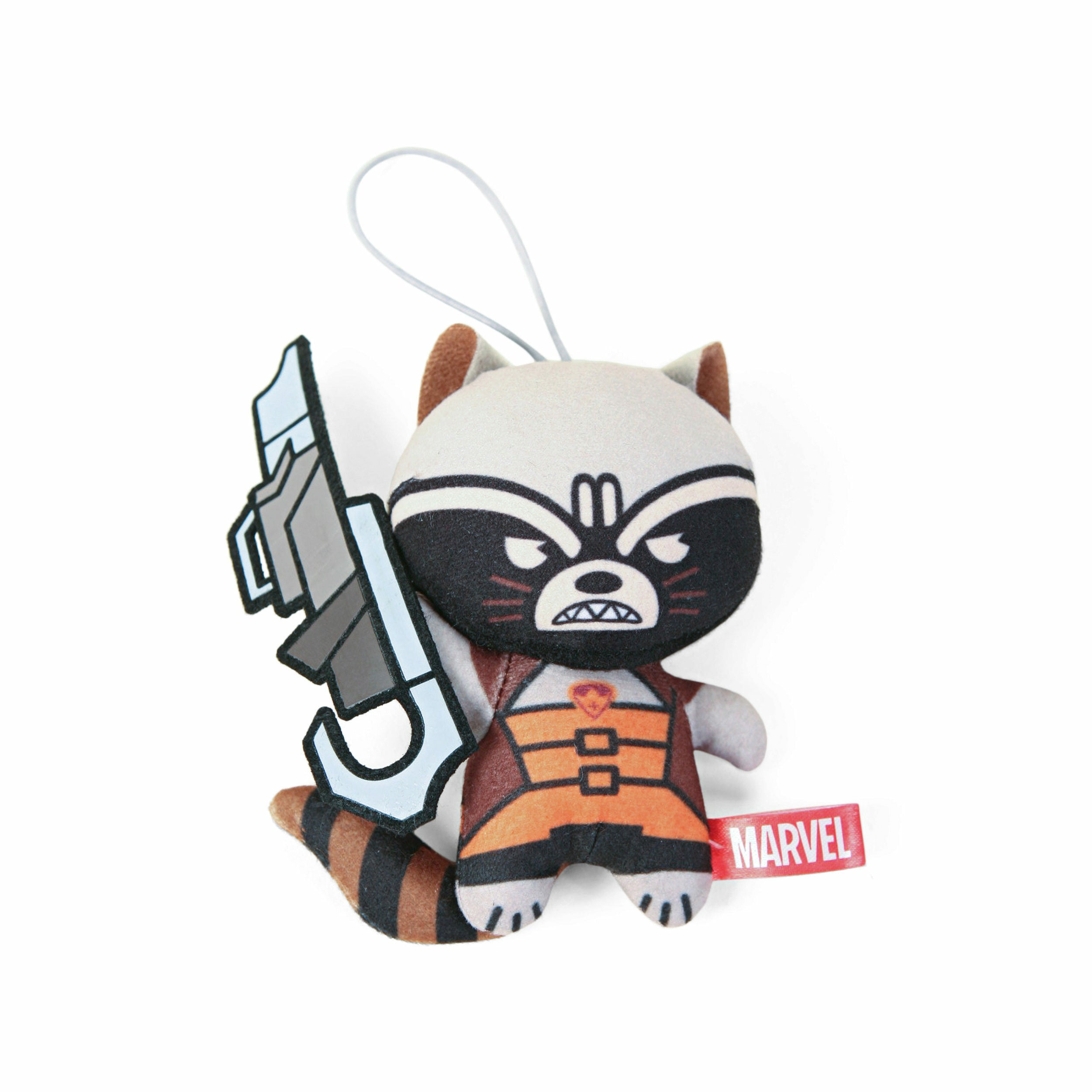 Marvel Kawaii Art Collection Ver. 2 Rocket Raccoon Plush Toy