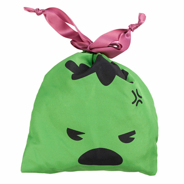 Marvel Kawaii Art Collection Incredible Hulk Face Purse