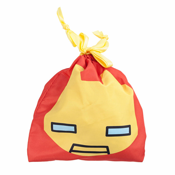 Marvel Kawaii Art Collection Iron Man Face Purse