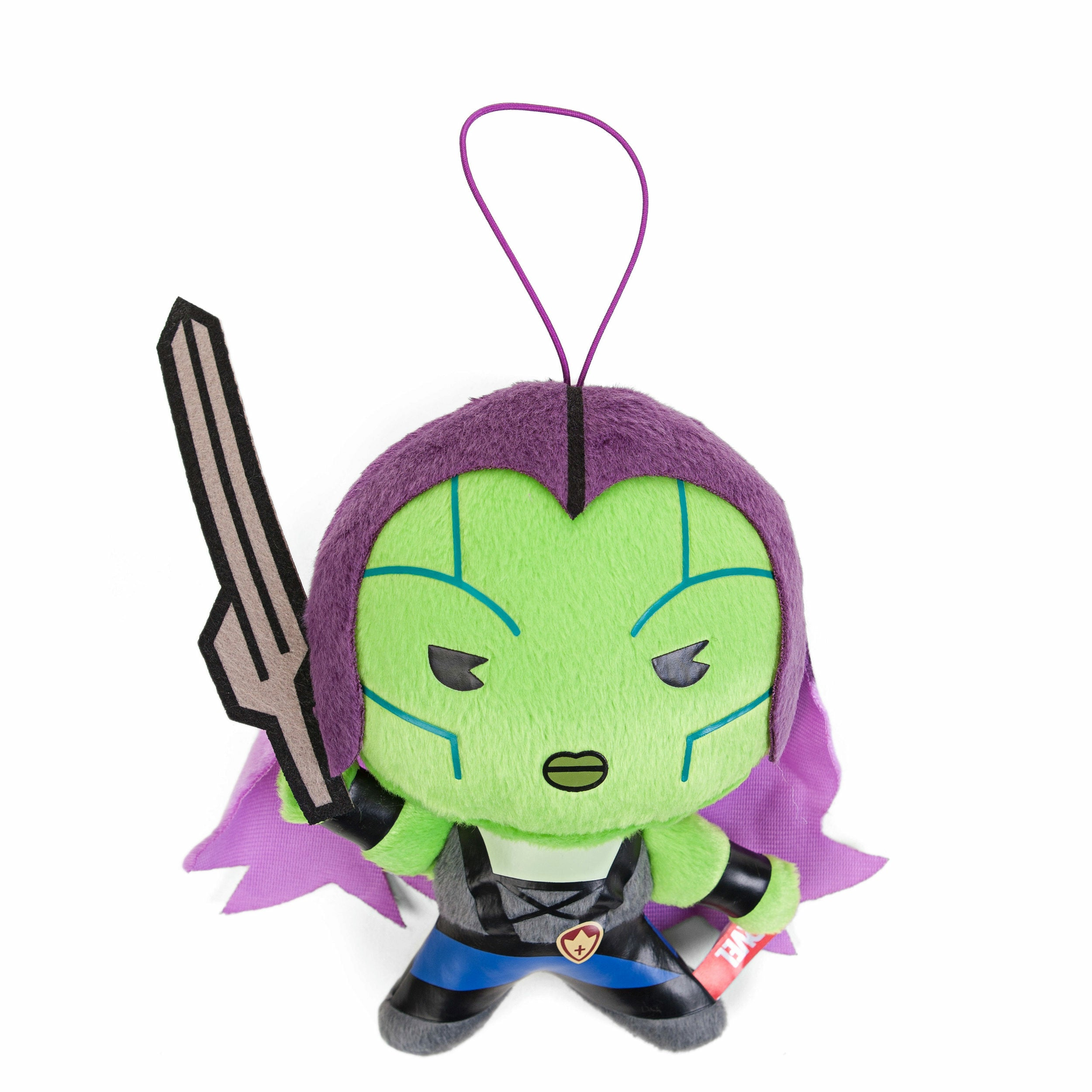 Marvel Guardians of the Galaxy Gamora 6 inch Plush Toy