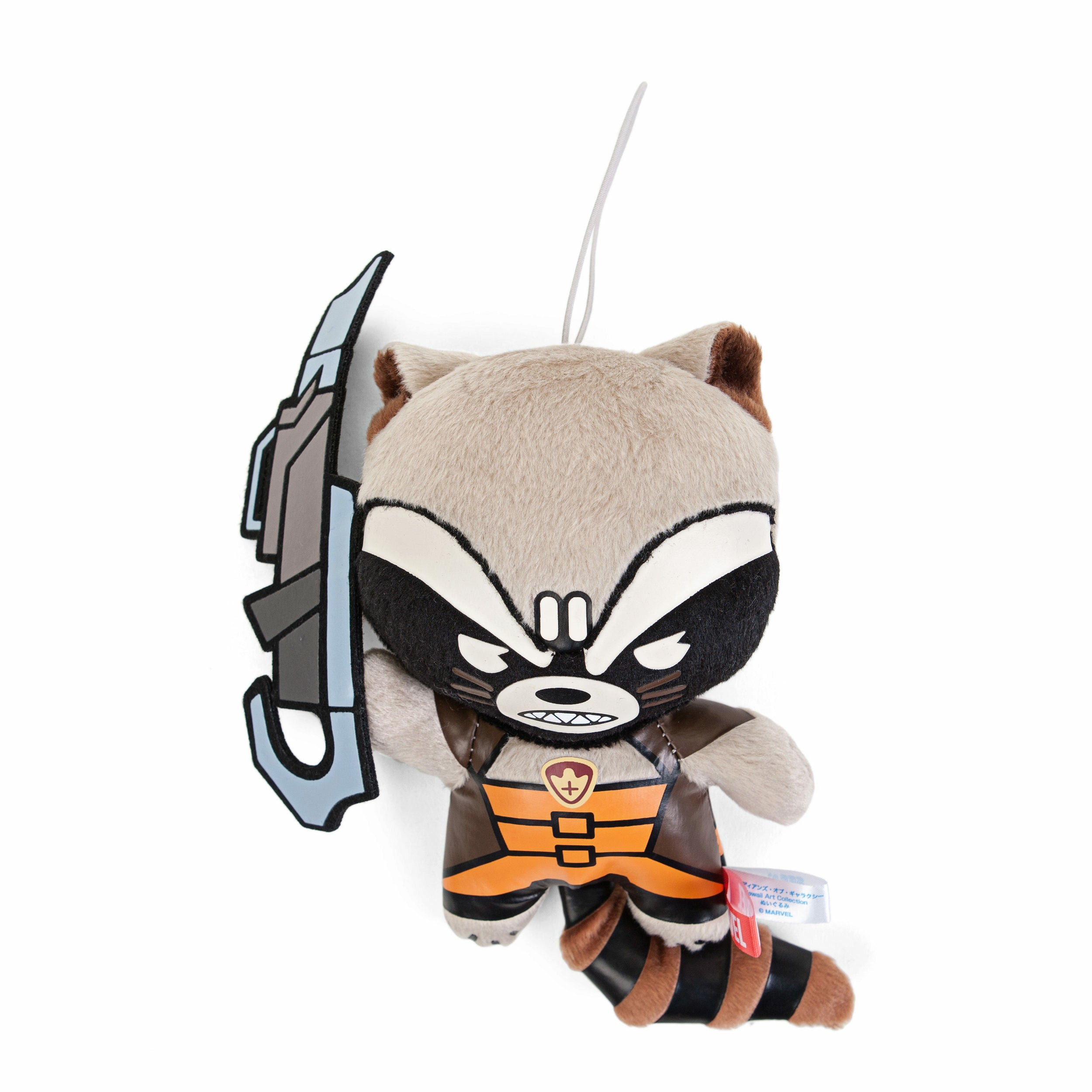 Marvel Guardians of the Galaxy Rocket 6 inch Plush Toy