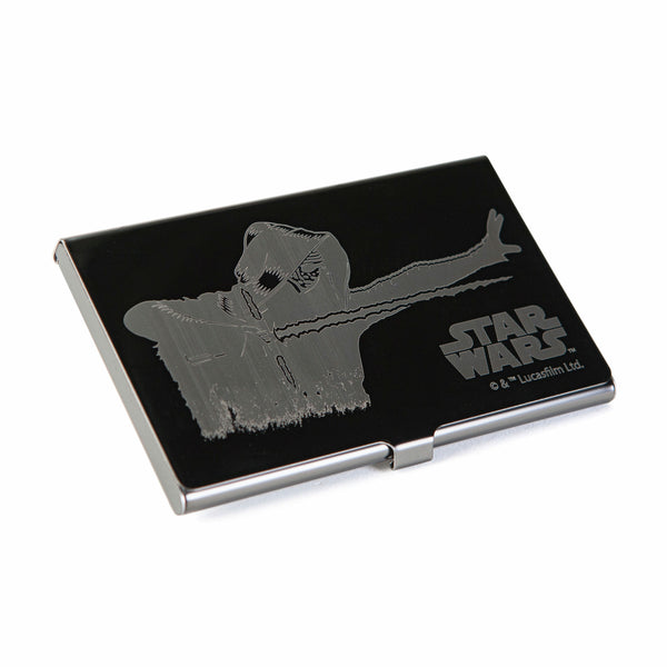 Star Wars The Force Awakens Kylo Ren Stainless Steel Card Case