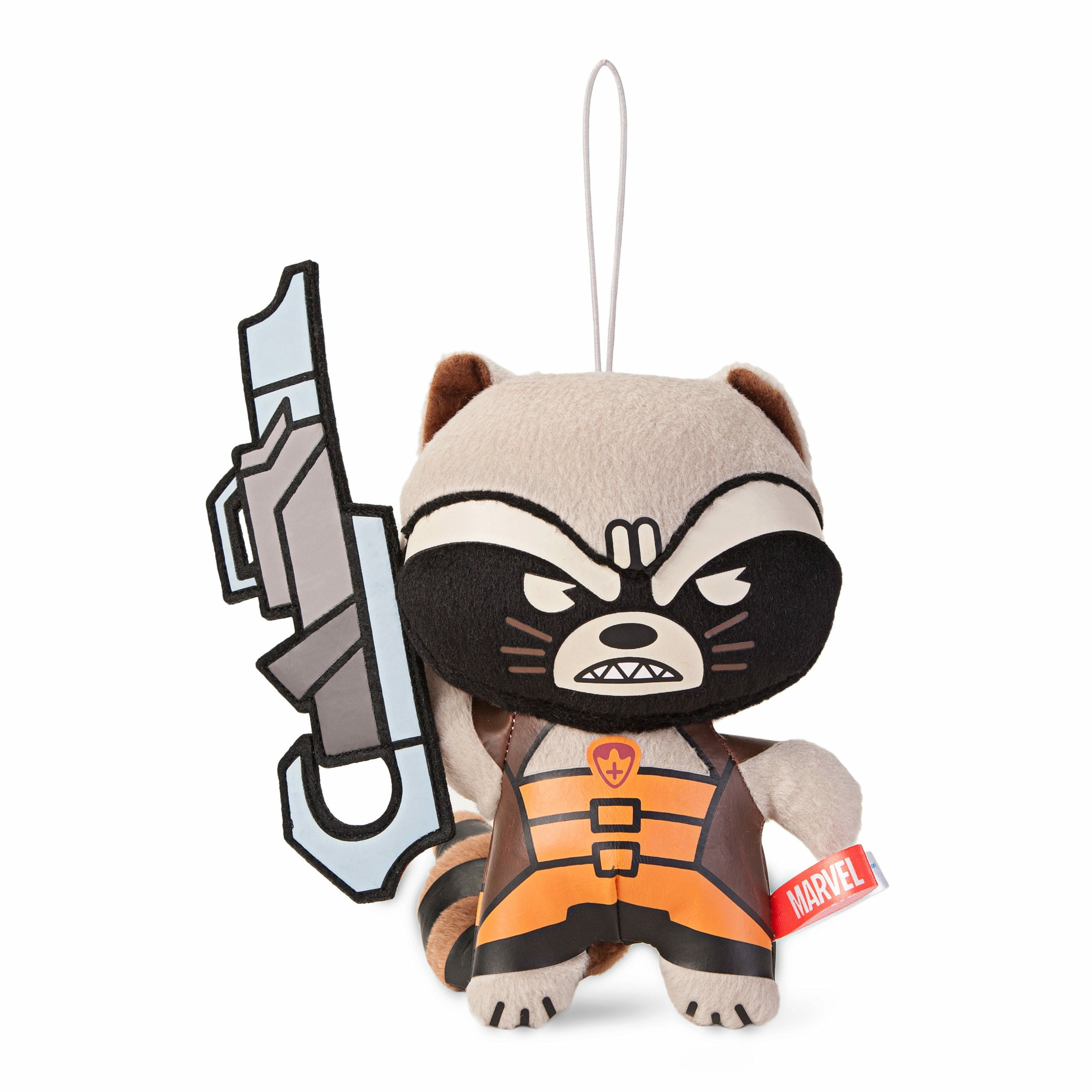 Marvel Kawaii Art Collection Rocket Raccoon Mini Plush Toy